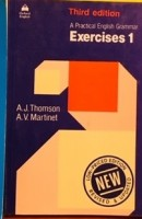 A practical English Grammar-A. J. Thomson, A. V. Martinet