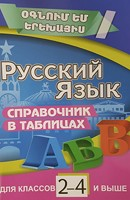 Russian language in the tables